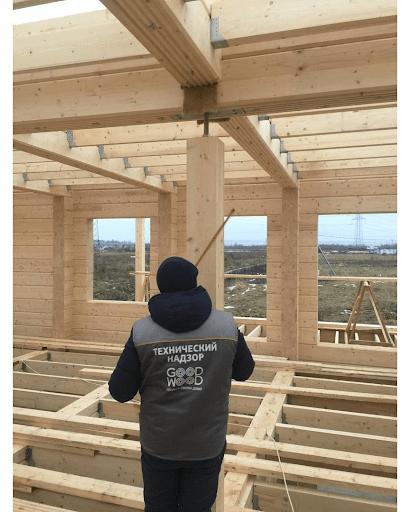 Строительство домов из клееного бруса - Фото 6