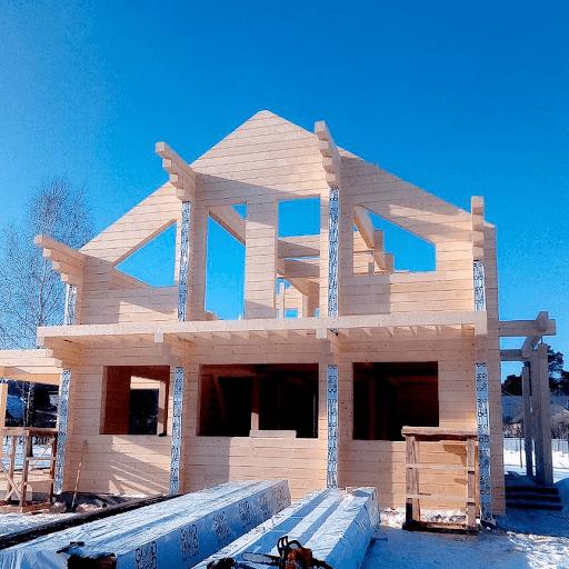 Строительство домов из клееного бруса - Фото 4